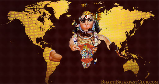 Bhakti Breakfast Club in 22 countries!